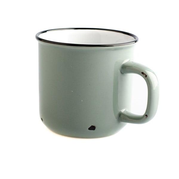 Sivý keramický hrnček Dakls, 440 ml