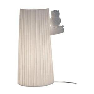 Bílá stolní lampa Opjet Paris Owl
