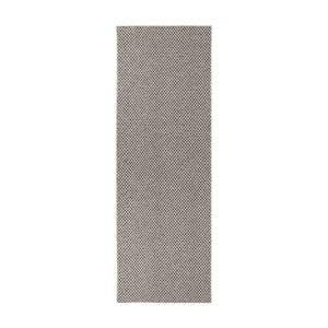 Krémovo-černý koberec vhodný do exteriéru Narma Diby, 70x100cm