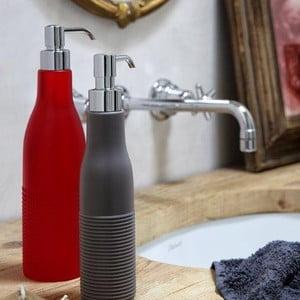 Zásobník na mýdlo Re di Bolle, červený
