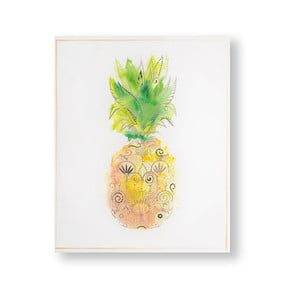 Obraz Graham & Brown Pineapple Tropics, 40 x 50 cm