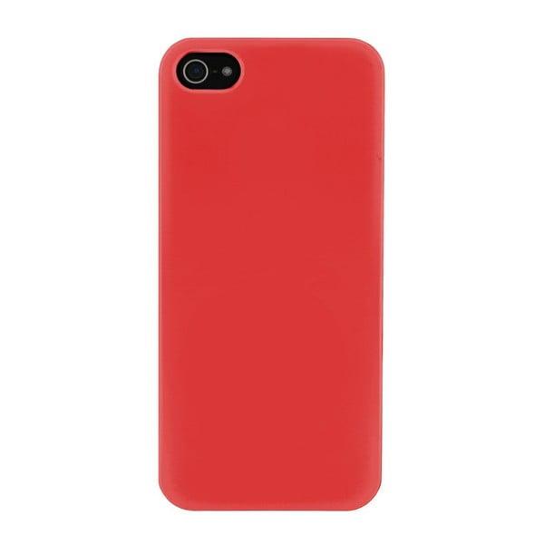 Ochranný obal na iPhone 5, Rear Red