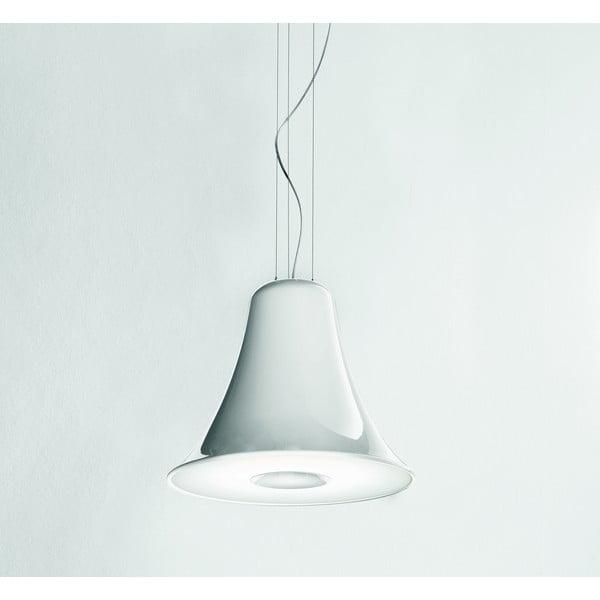 Závěsné světlo Campana White
