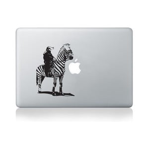 "Samolepka na notebook 15"" Zebra Police Officer by Banksy"