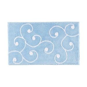 Koupelnová předložka Smirna Blue, 60x100 cm