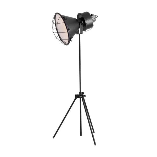 Loft fekete állólámpa - Costum Form