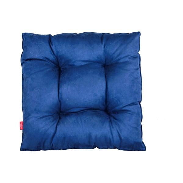 Sedák na zem Complete, modrý