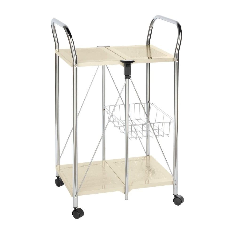 Produktové foto Pojízdný servírovací stolek na kolečkách Wenko Sunny