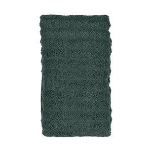 Tmavě zelený ručník Zone One, 50x100cm