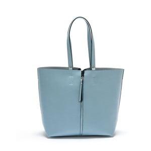 Modrá kožená kabelka Isabella Rhea Allium
