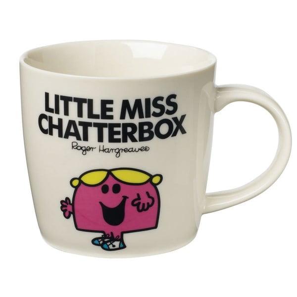 Hrnek Little Miss Chatterbox (Slečna Žvanilka)