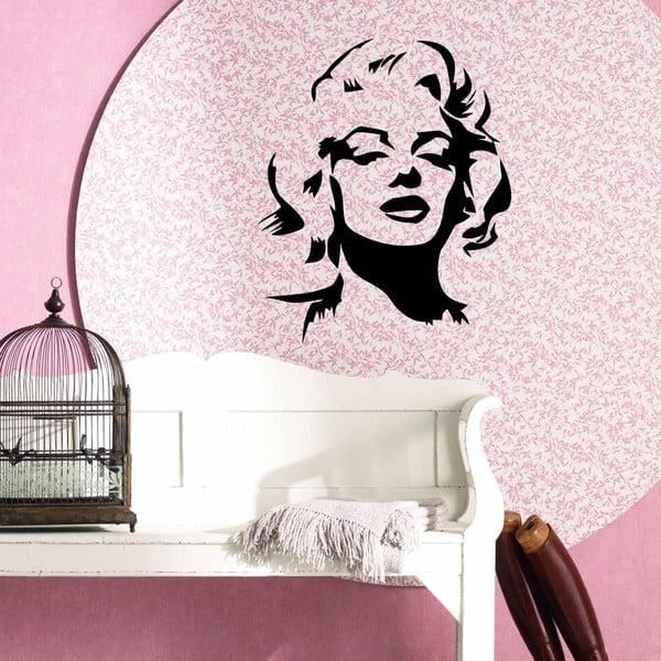 Vinylová samolepka na stěnu Marylin