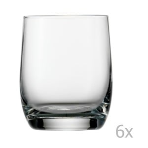 Sada 6 sklenic Stölzle Lausitz Weinland Whisky, 190 ml
