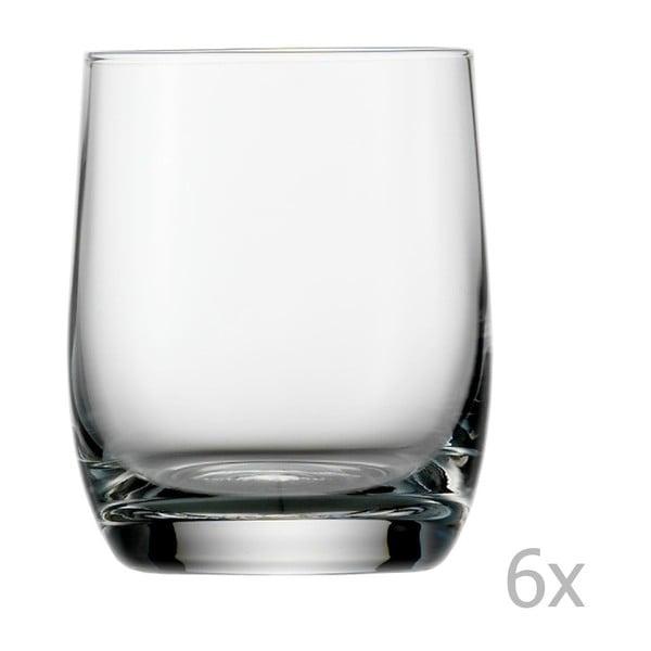 Set 6 pahare Stölzle Lausitz Weinland Whisky, 190 ml