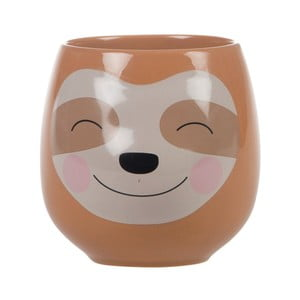 Cană Sass & Belle Treetop Friends Happy Sloth Mug