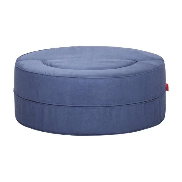 Rozkládací křeslo Macaron, modré