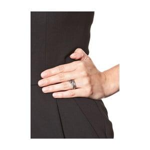 Dámský prsten ve stříbrné barvě NOMA Danielle