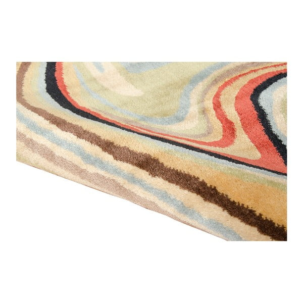 Covor Nourtex Abstract Waves, 178 x 117 cm