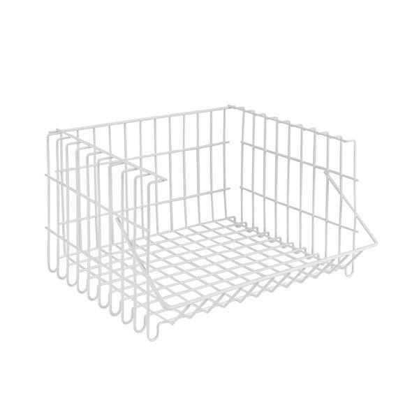 Basket zöldségtartó kosár, hossz 34 cm - Metaltex