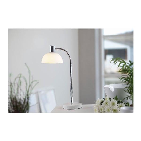 Stolní lampa Herstal Vienda Glass