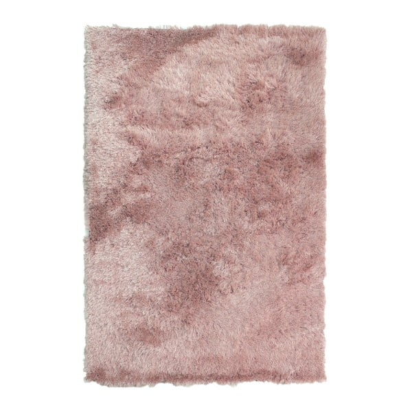 Ružový koberec Flair Rugs Dazzle Blush Pink, 160×230 cm