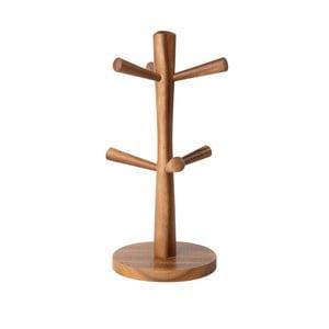 Suport din lemn de salcâm pentru 6 căni T&G Woodware Tuscany