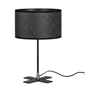 Černá stolní lampa Bulb Attack Once