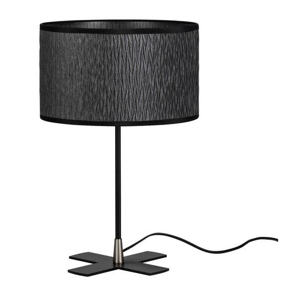Once fekete asztali lámpa - Bulb Attack