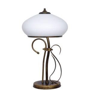 Stolní lampa Glimte Patina, výška 60 cm