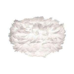 Abajur cu pene de gâscă VITA Copenhagen EOS, Ø 35 cm, alb