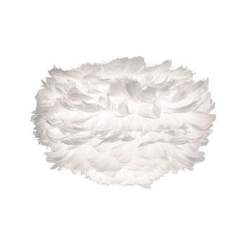 Abajur cu pene de gâscă VITA Copenhagen EOS, Ø 22 cm, alb imagine
