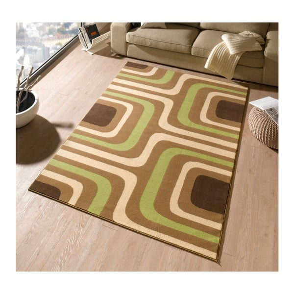 Koberec Hanse Home Hamla William Green, 120 x 170 cm