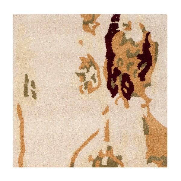 Vlněný koberec Grant, 121x182 cm