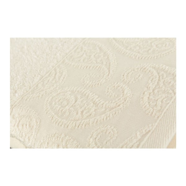 Sada 2 ručníků Sal Ecru, 50x90 cm