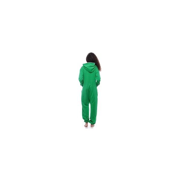 Unisex domácí overal Streetfly Thin Green, vel. M