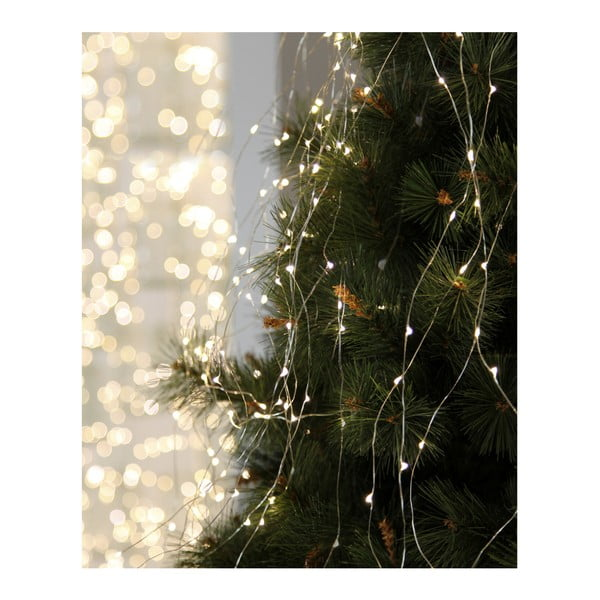 Dew Drops LED fényfüzér, 125 db fénydiódával - Best Season