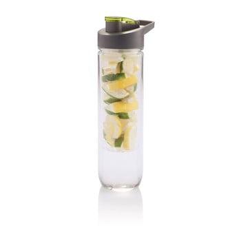 Sticlă cu filtru XD Design Loooqs, verde, 800 ml