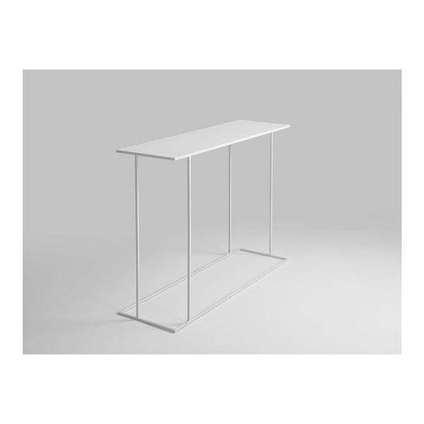 Walt fehér konzolasztal - Custom Form