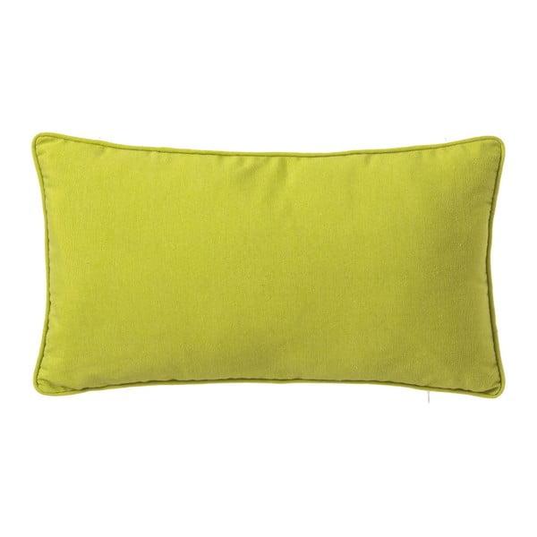 Zielona poduszka Unimasa Love, 30x50 cm