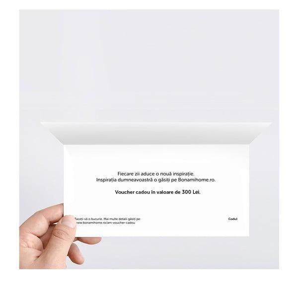 Voucher imprimat în valoare de 300 Lei