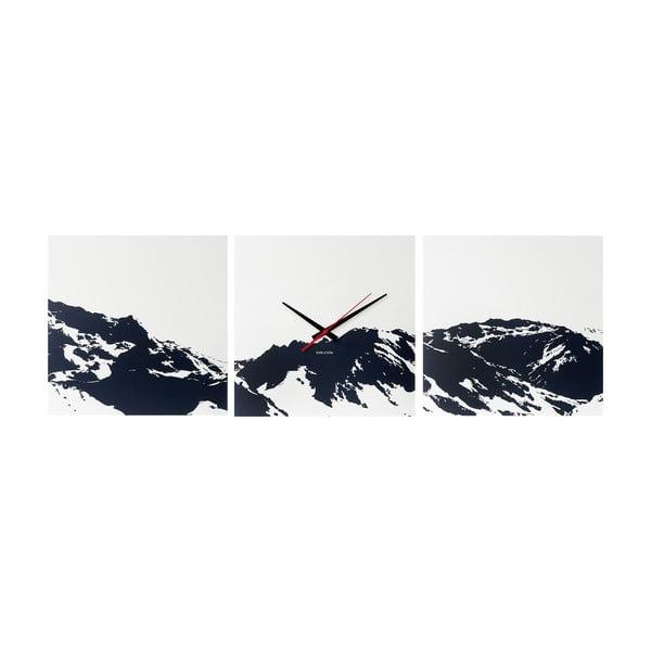 Nástěnné hodiny Alps Skyline