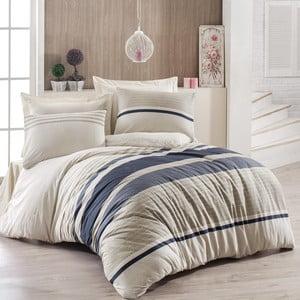 Lenjerie de pat cu cearșaf Chris, 200 x 220 cm