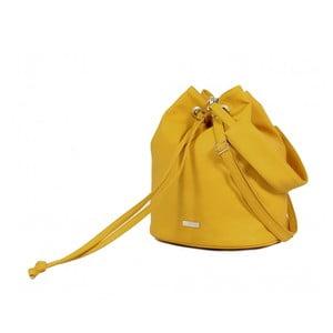 Žlutá kabelka Dara bags Margot No.42