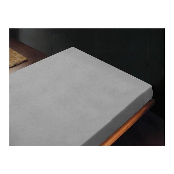 Neelastické prostěradlo Lisos Piedra, 240x260 cm