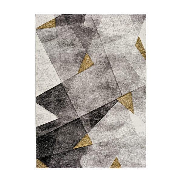 Covor Universal Bianca Grey, 60 x 120 cm, gri - auriu