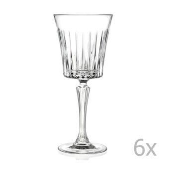 Set 6 pahare pentru vin spumant RCR Cristalleria Italiana Bice de la RCR Cristalleria Italiana