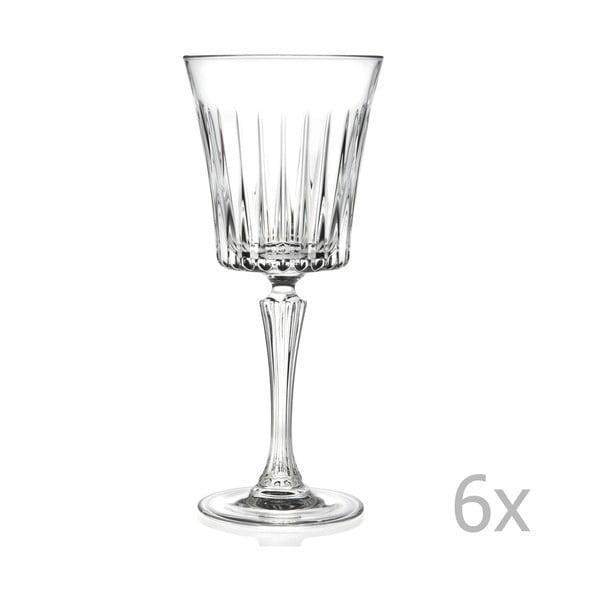 Bice 6 darabos pezsgőspohár készlet, 230 ml - RCR Cristalleria Italiana