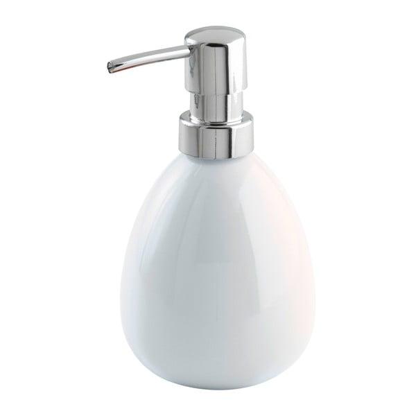 Dozator săpun lichid Wenko Polaris, alb