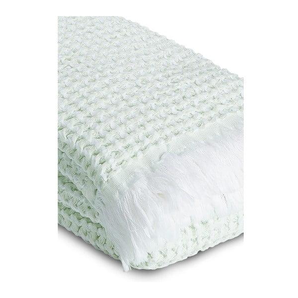 Sada 2 mintových vaflových ručníků Casa Di Bassi, 65 x 100 cm