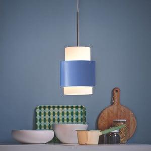 Modré stropní svítidlo Herstal Y1949 Small Cornflower Blue